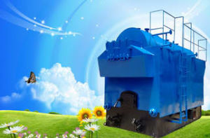 Horizontal Biomass Fired Steam Boiler (DZL)