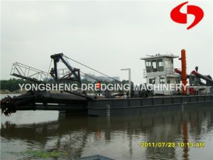 Suction Dredge Silt with Discharge Distance 1000m (CSD 250) pictures & photos