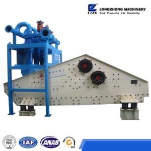 Energy-Saving Tailings Dewatering Screen for Gold, Iron pictures & photos