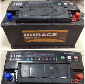 Japan 12V Mf Truck Auto Car Battery pictures & photos