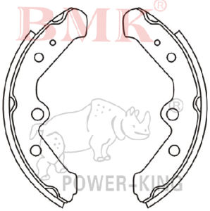 Brake Shoe (K2300) for Toyota Dyna pictures & photos