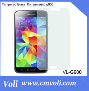 0.26mm Tempered Glass Screen Protector Film for Samsung Galaxy S5 G900 pictures & photos