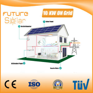 Futuresolar Solar Power System10 Kw on Grid pictures & photos