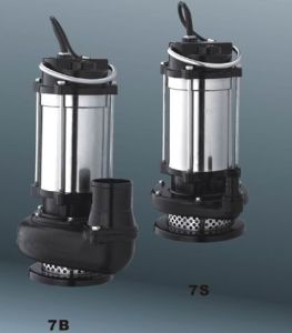 Qjd Series Submersible Pump with CE and UL (Stainless Steel Body) pictures & photos