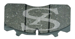 High Performance Brake Pad (XSBP012) pictures & photos