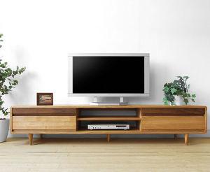 Oak Wood TV Stand (H-H 0293)
