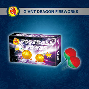 Big Football Cracker Firecracker pictures & photos