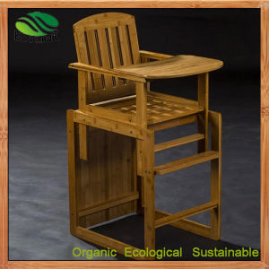 Bamboo Baby High Chair/Dining Chair with Europen Standard (EB-B4102) pictures & photos