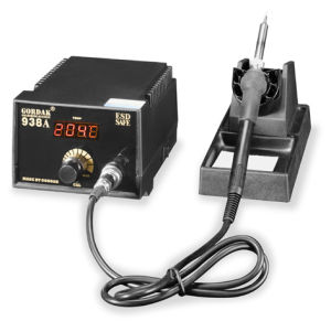 Digital Soldering Station (938A) pictures & photos