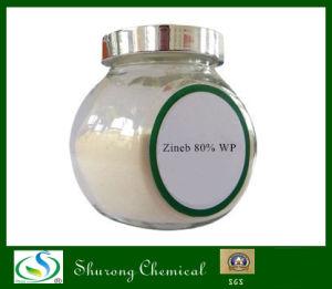Agrochemical Fungicide Mancozeb 70%, 80%Wp