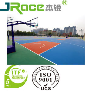 Manufacturer Price: Indoor Outdoor Sports Surface for Basketball Court pictures & photos