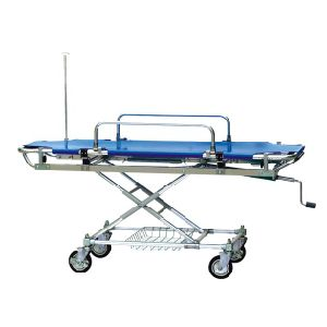 High Quality Hospital Medical Emergency Bed pictures & photos