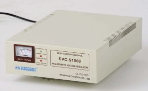 SVC-C Type LCD Display AC Automatic Voltage Regulator 1.5k pictures & photos