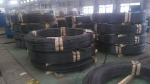 Spring Steel Wire for Automobile Stabilizer Bar pictures & photos