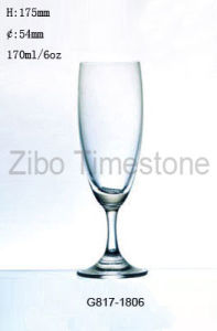 Lead Free Crystal Wine Glass Cup pictures & photos