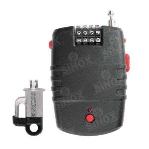 Multi Purpose Alarm Laptop Travel Cable Lock pictures & photos