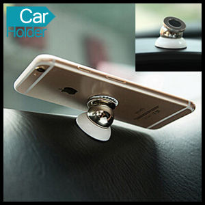 Universal Sticky Magnetic Car Mount Mobile Cell Phone Holder pictures & photos
