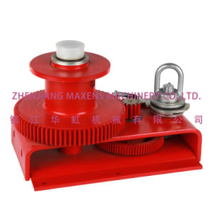 Ceiling Winch, 3000lb Single Drum, Dust-Free Cover Optional H-3000 pictures & photos