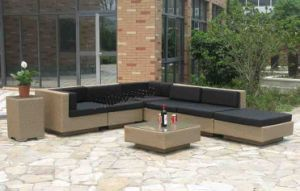 Cheap Fashionable All Weather Wicker Outdoor Furniture High Quality Hl-9118