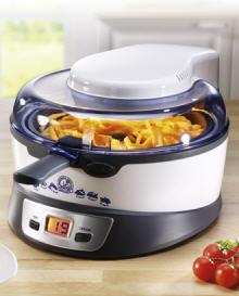 Rotary Healthy Fryer (YS104)