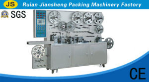 Microcomputer Forming-Packing Machine for Dressing Medicated Gauzes