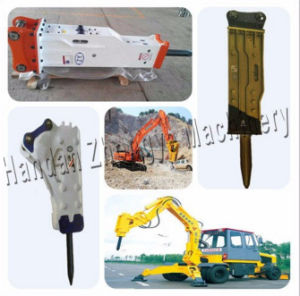 OEM Acceptable High-Strength Hydraulic Breaker Hammer for Excavator pictures & photos