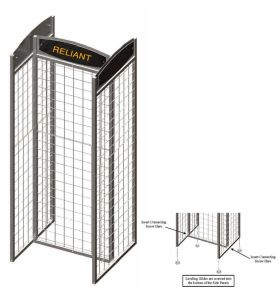 H-Frame Metal Displays, Display Racks (RTDR16) pictures & photos