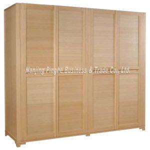 Bamboo Furniture/ Bamboo Wardrobe/Bamboo Closet/Bamboo Clothes Press/Bamboo Commode (NJ39)