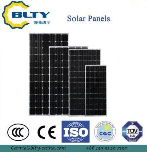 265W Mono Solar Panel with 60PCS Cells pictures & photos