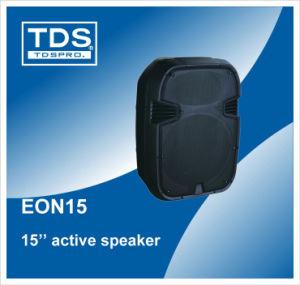 Professional Plastic Speaker (EON15) pictures & photos