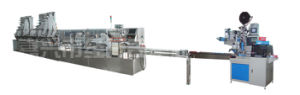 Fully-Automatic Automatic Wet Wipe Machine/Wet Tissue Machine