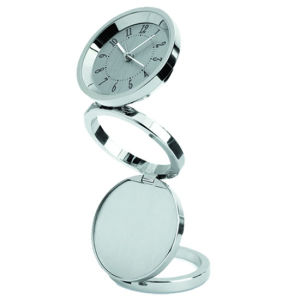 High Quality Metal Foldable Novelty Corporate Gift Clocks pictures & photos