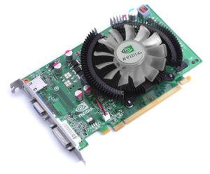 VGA Card (GT220 PCI-E DDR2 1024MB )