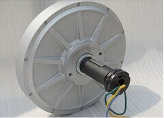 0.3kw-200rpm Coreless Hydro Turbine/Axial Flux Permanent Magnet Generator pictures & photos
