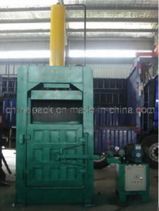 Hydraulic Scrap Plastic Bottle Baling Press