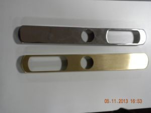 Stainless Steel Cover Used for External Electronic Lock pictures & photos