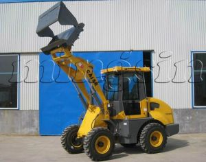 20HP Mini Wheel Loader with CE CS920 pictures & photos
