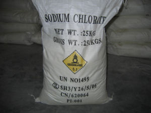 Crystal Sodium Chlorate (NaCLO3) 99.5% Min pictures & photos