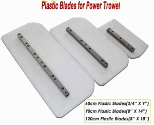 Plastic Blade for Power Trowel pictures & photos