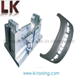 High Precision Plastic Injection Mould for Bumper