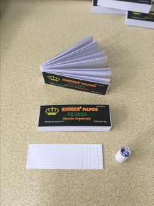 Regular Size Cigarette Rolling Papers pictures & photos