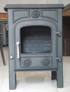 Wood Burning Stove (FIPA052) , Cast Iron Oven, Wood Stove pictures & photos