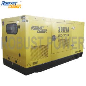 Cummins Silent Type Diesel Genset (RD) pictures & photos