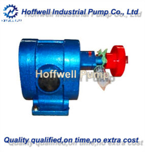 CE Approved Cast Iron Material 2CY Fuel Oil Pump pictures & photos