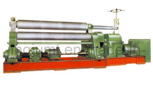 China Kingball 3-Roll Rolling Machine (W11-10X2550) Manufacture pictures & photos