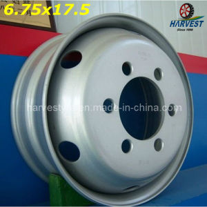 Havstone 6 Holes Steel Wheel (6.75X17.5) pictures & photos