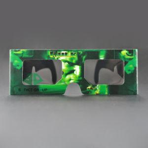 Paper Circular Polarized 3D Glasses (SNCPL 015)