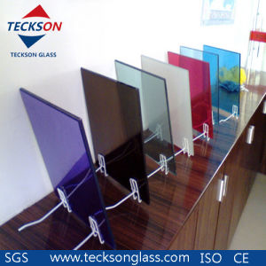 6.38mm Clear/Bronze/ Grey/ Blue /Pink Laminated Glass with High Quality pictures & photos