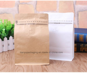Biodegradable Coffee Bean Peanut Food Paper Bag pictures & photos