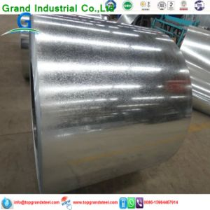 Hot Dipped Galvanized Sheet Metal Coil Steel pictures & photos